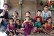 Laos - Threatened with bomb and fire but still determined to follow Jesus