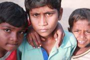 Children Beaten and Threatened