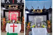 China – Christian Memorial Service Raided