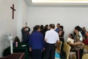 China – Pray for Christians Arrested after Church Raid