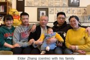 China – Continue to Pray for Elder Zhang