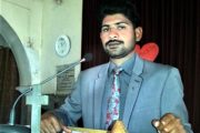 Pray for Pastor Sarfaraz Raja