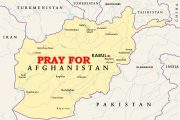 Afghanistan – Pray for Jante and Ako