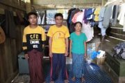 Pray for Maung Cia and Believers in Myanmar